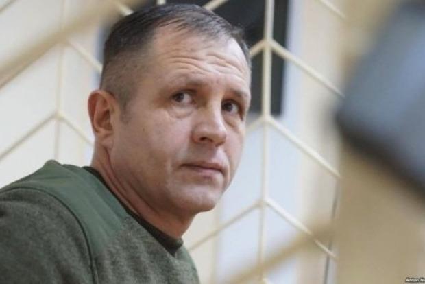В аннексированном Крыму зачитали приговор украинцу Балуху