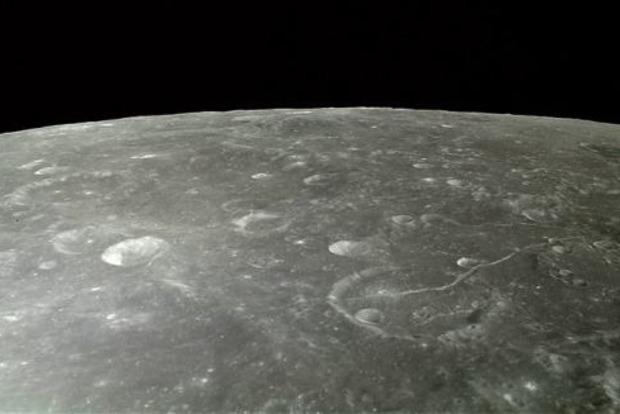 На Луне существовал огромный океан
