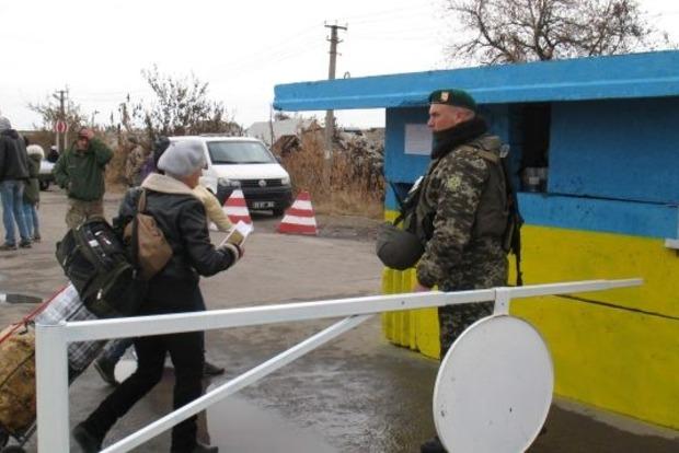 Завтра закрывается контрольный пункт «Станица Луганская»