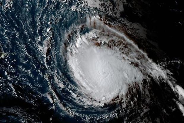 На еще один штат США движется мощный ураган