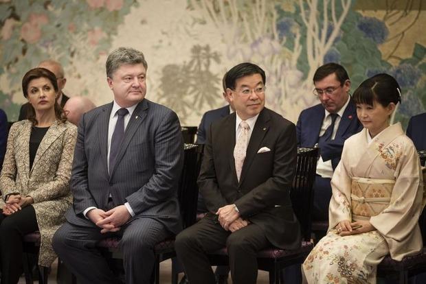 Следующий год будет объявлен Годом Японии в Украине