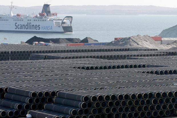 США погрожують санкціями будівельникам «Північного потоку-2»