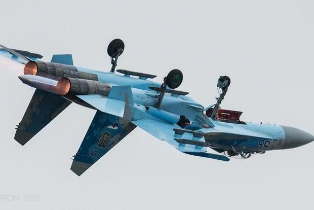Миргородские летчики покорили британское авиашоу RIAT и даже заслужили полет с Борсуком