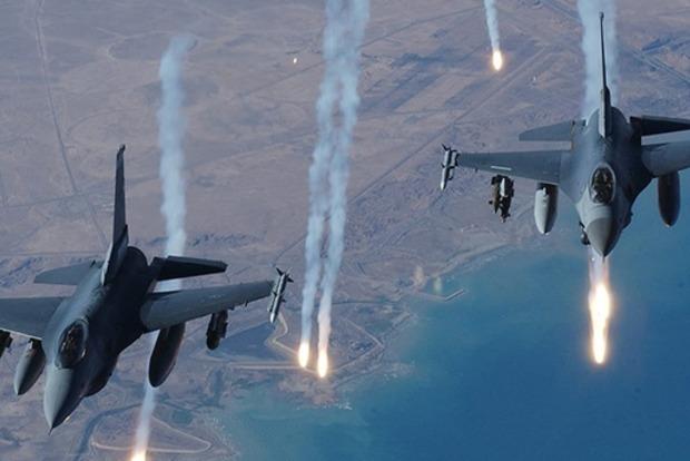 Турецкие истребители обстреляли цели курдов в Северном Ираке