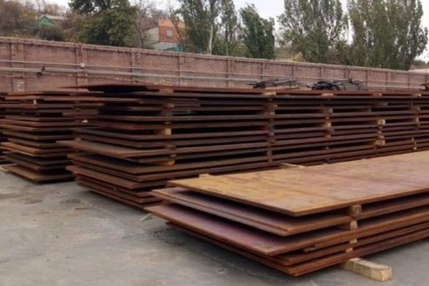 В Мариуполе арестовали тысячи тонн металла из ОРДЛО