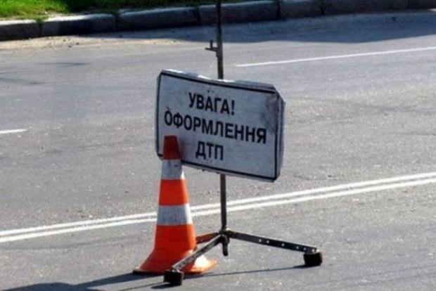 На Волыни в ДТП с трактором пострадали пять человек