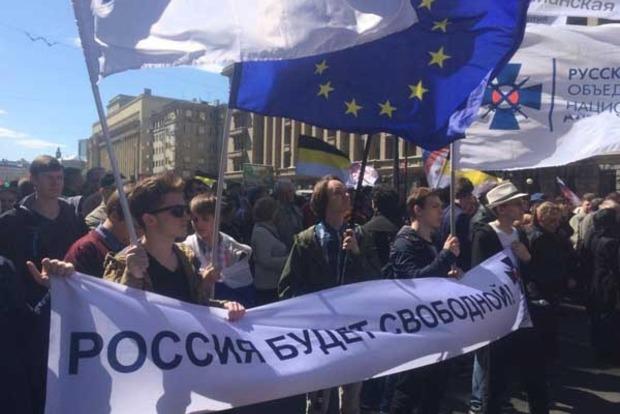 Пять лет после Болотной. В Москве массовый митинг оппозиции