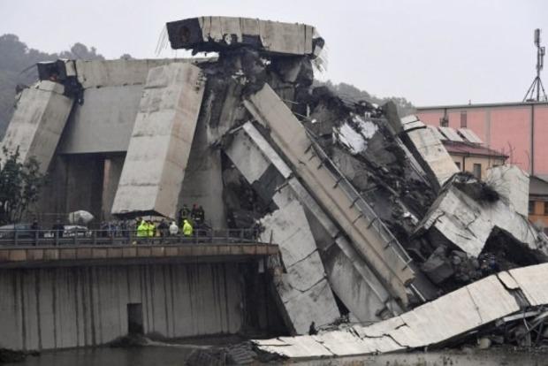 В Италии названа одна из причин обвала генуэзского моста