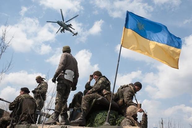 Обострение взоне АТО: ранены четверо украинских бойцов