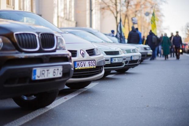 Нардеп звинуватила керівництво ДФС в блокуванні розмитнення евроблях