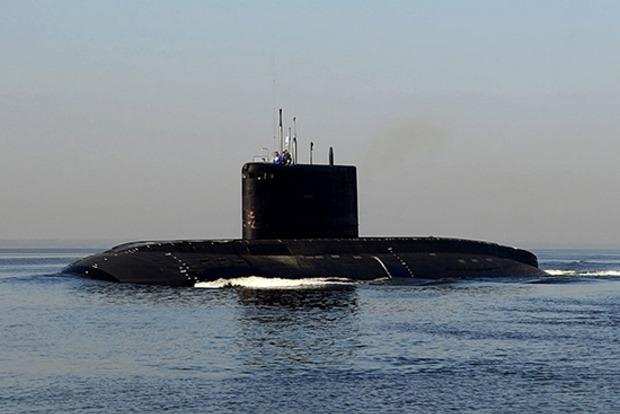 В Черное море прибыла новая российская подводная лодка