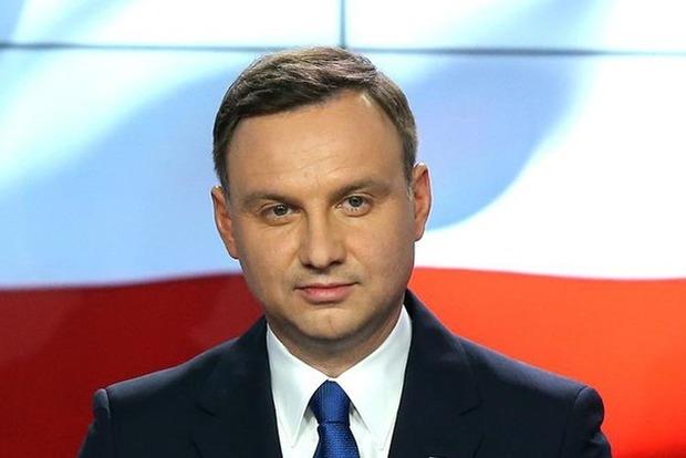 Стали известны подробности визита в Украину президента Польши