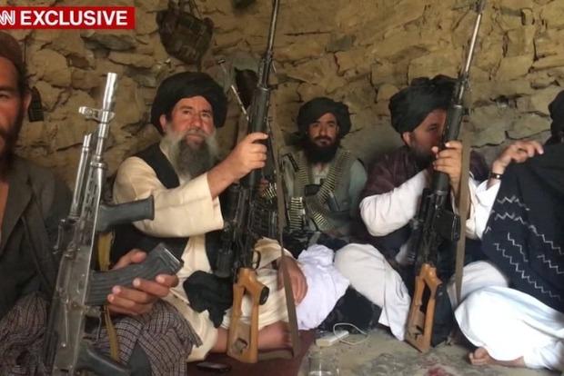 Российскую Федерацию подозревают ввооружении боевиков «Талибана»