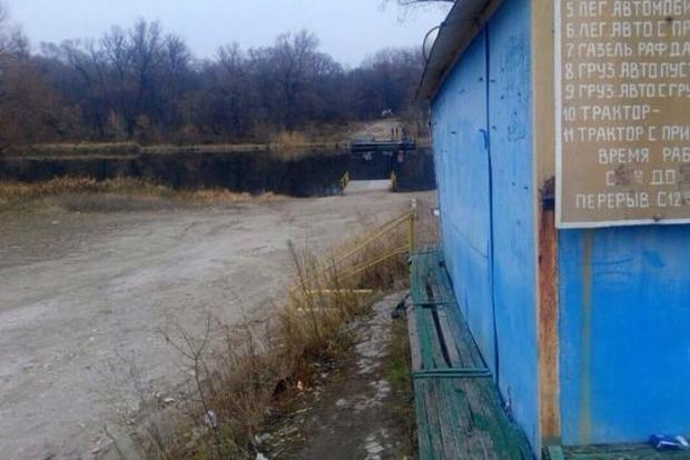 На Луганщине «Фантом» накрыл речные переправы боевиков-контрабандистов