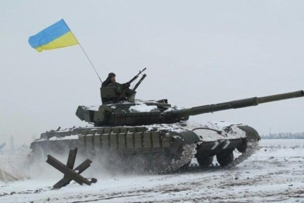 В результате боя в районе Крутой Балки погиб один боец ВСУ