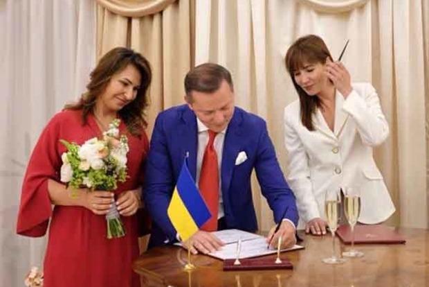 Олег Ляшко женился на Росите Сайранен