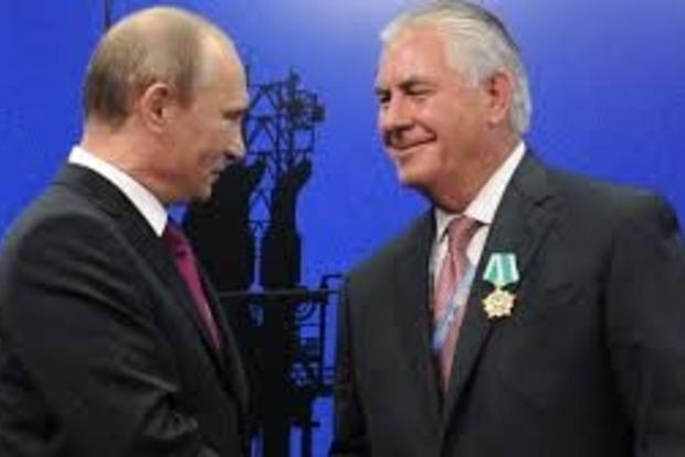 В Кремле заявили, что переговоры с Тиллерсоном не прояснили перспективу встречи Путина и Трампа