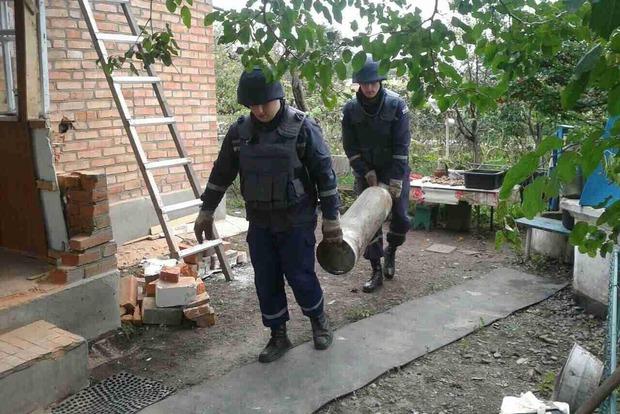 Пожар в Калиновке: ликвидировано более 2 тыс. взрывоопасных предметов