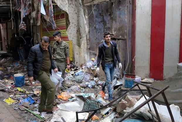 ИГИЛ взяло на себя ответственность за теракты в Багдаде