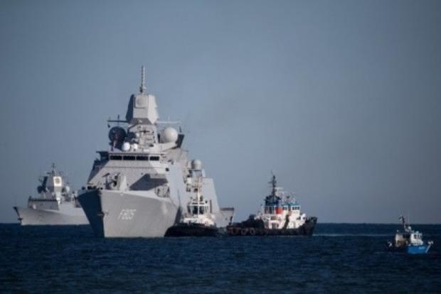 В эстонский порт прибыли шесть кораблей НАТО