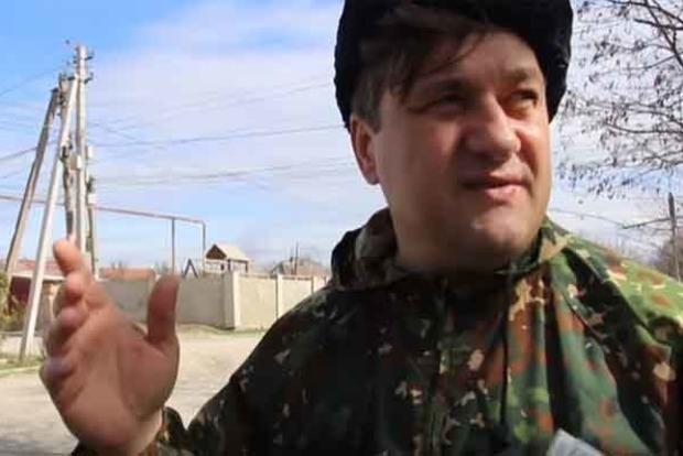 Жити стало гірше. Отаман з Криму розчарований «російською весною»