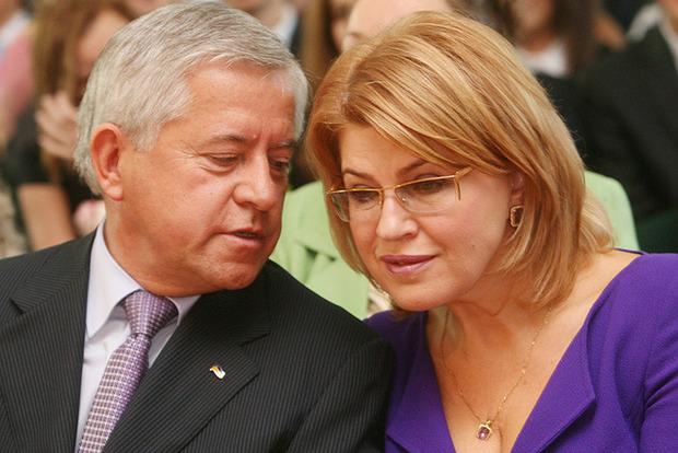 В центре Киева ограбили супругу экс-премьера Украины