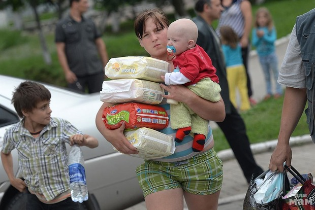 Командование армии США в Европе и МВОТ открывают центр реабилитации женщин и детей после Донбасса