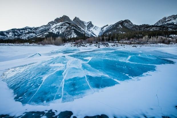 Ученые нашли космическую пыль в антарктических льдах