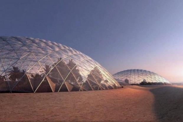 В Дубае построят первый марсианский город