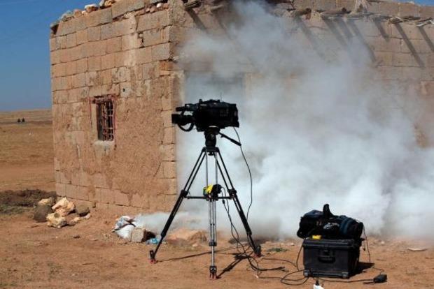 В Сирии обстреляли авто с журналистами из РФ, есть раненые