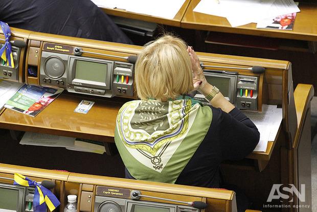 Рада начнет пленарную неделю с закона о реинтеграции Донбасса