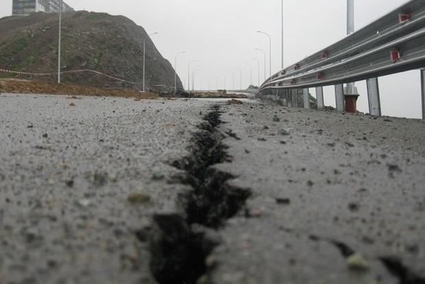 Аксьонов просить в уряду РФ 140 млрд рублів на ремонт доріг у Криму