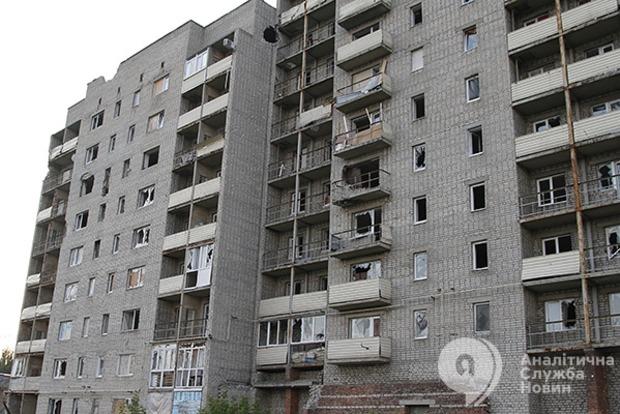 Прифронтовая Авдеевка осталась без тепла и воды из-за обрыва ЛЭП