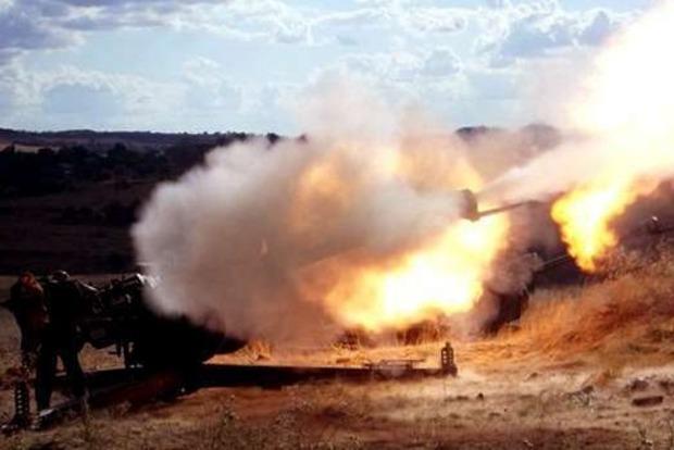 За день боевики 60 раз обстреляли ВСУ, один боец погиб