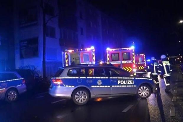 В Кельне в ресторане устроили перестрелку, один человек погиб