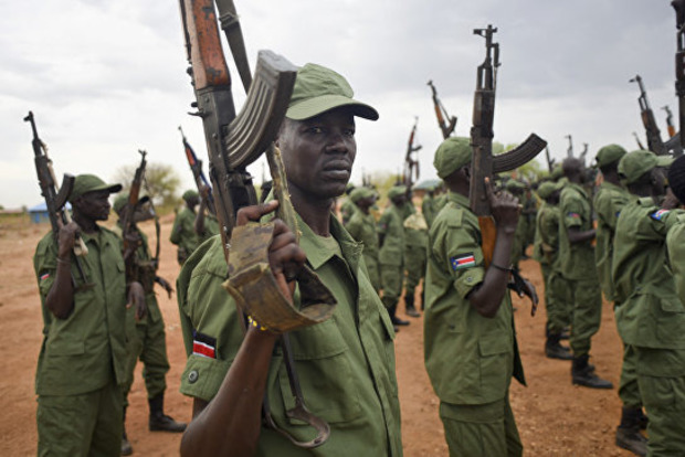 В Amnesty International передумали: поставок оружия из Украины в Южный Судан могло не быть