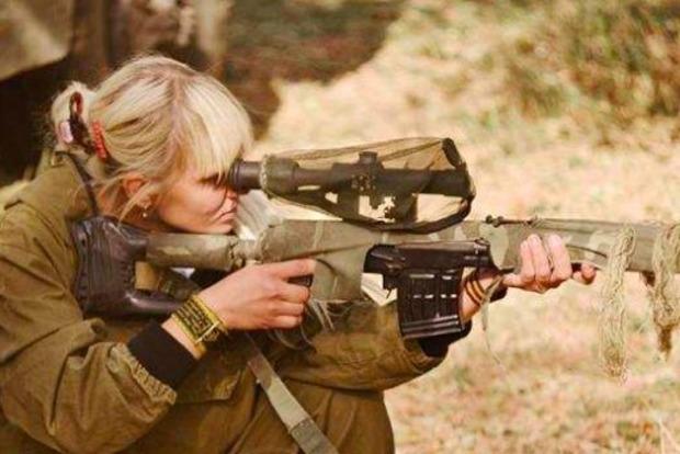 Снайпершу «ДНР» изДонецка могут отнять  свободы на15 лет