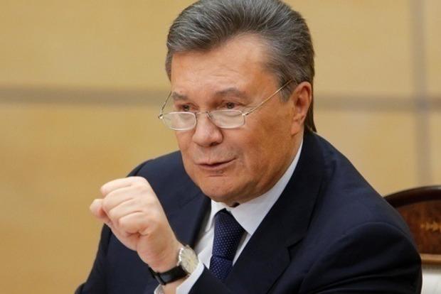Беглый Янукович жалуется Луценко на госпереворот