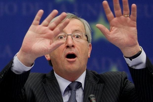 Украина требует от Европы разъяснений из-за скандального заявления Юнкера