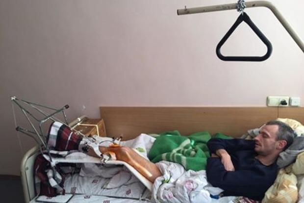 Химикуса, раненного  депутатом Пашинским, готовят к очередной операции