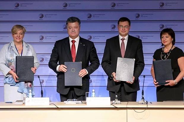 Рижский саммит: от Украины откупились деньгами