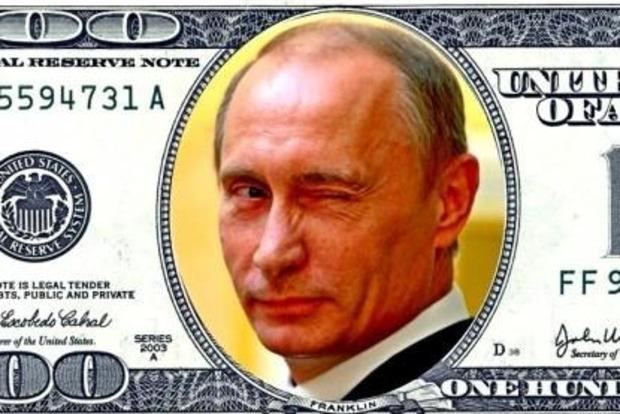 Путін безглуздо пожартував про відстрілений пеніс і долари