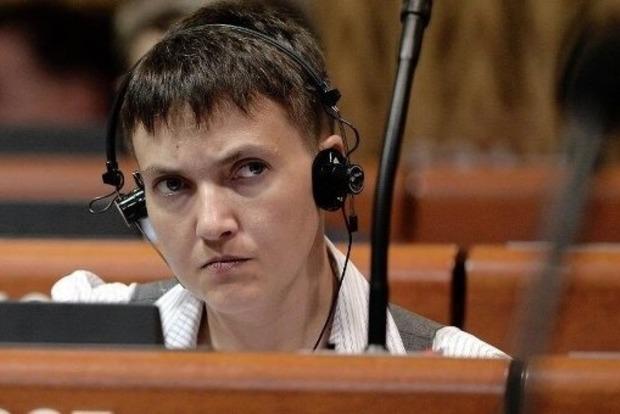 Сегодня Рада решит, исключать ли Савченко из делегации ПАСЕ