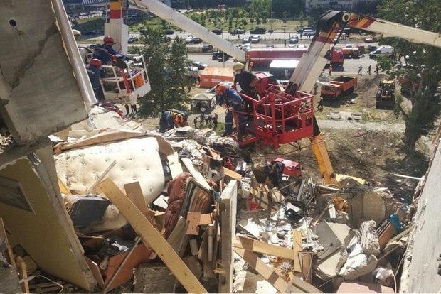 Взрыв в Киеве. Выданные квартиры пострадавшим еще не готовы к заселению