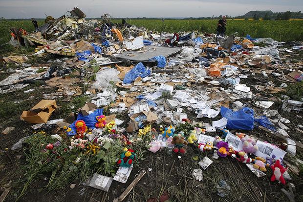 Боевики ДНР заявили о готовности передать Нидерландам останки жертв катастрофы MH17