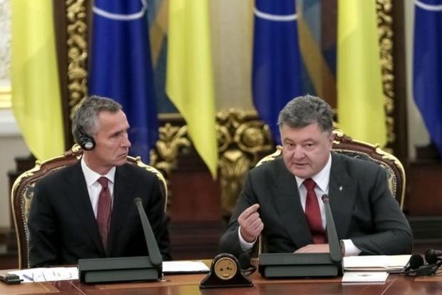 Порошенко: Де-факто Украина и НАТО гораздо больше, чем партнеры