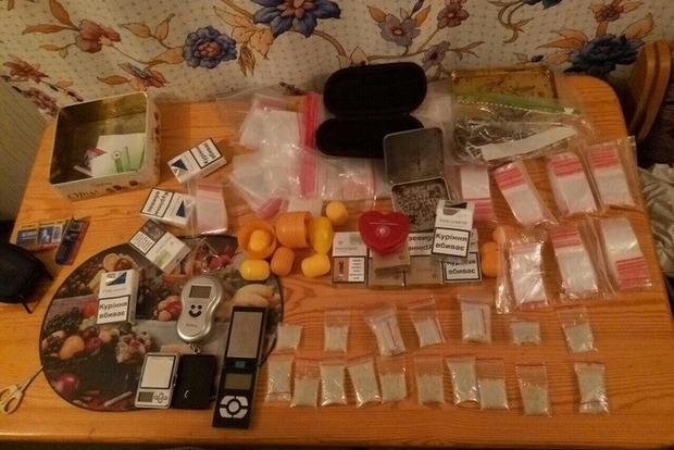 В Днепропетровской области ликвидированы две нарколаборатории