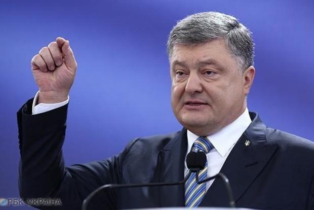 Порошенко: Защитники «Северного потока-2» являются сообщниками Москвы