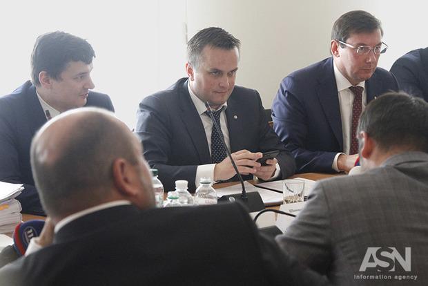 Генпрокурор: В НАБУ работают десятки людей, не проходивших конкурс