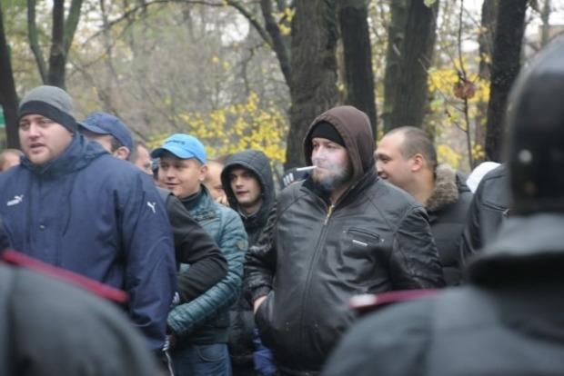 Сумоист Дмитрий Слепченко сознался в убийстве байкера в Киеве